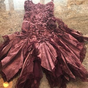Bebe dress size large never worn